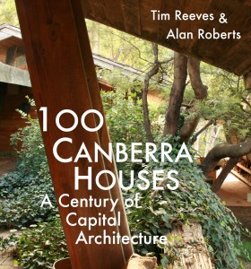 100 Canberra Houses front cover