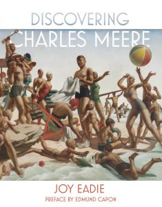 Australian Art, Discovering Charles Meere cover