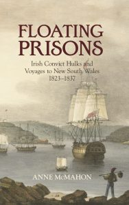 Floating Prisons by Anne McMahon book cover
