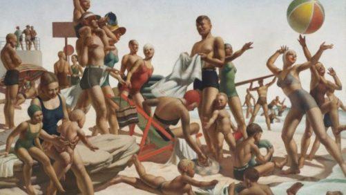 Painting Charles Meere